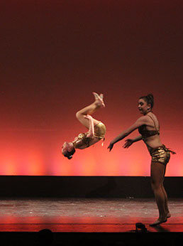 University Performing Arts Centre Upac Oviedo Dancing